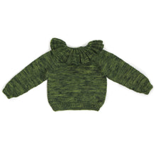 Luna Sweater - Moss
