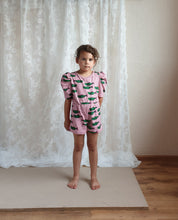 Load image into Gallery viewer, Pink Fish Playsuit