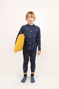 Peanuts Mock Neck Tee