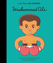 Load image into Gallery viewer, Muhammad Ali (Little People, Big Dreams)