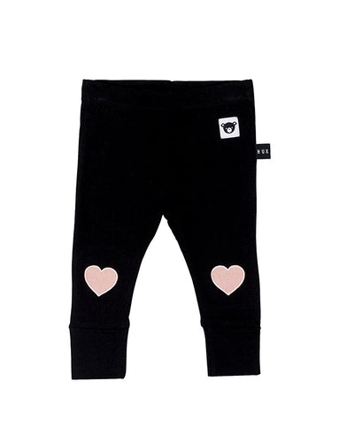 Heart Patch Skinny Legging (LAST ONE 12-18mo)