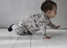 Notebook Baby Trousers (ONLY 3-6, 6-12mo)
