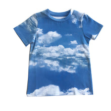 Load image into Gallery viewer, Clouds T-Shirt (LAST ONE 2Y)