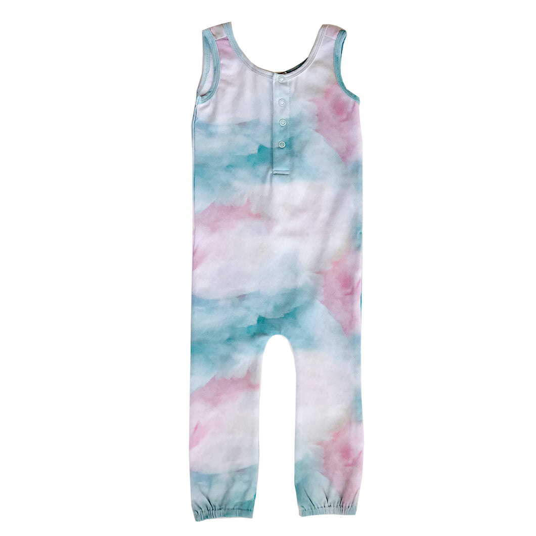Cotton Candy Roro Romper