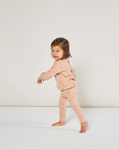 Star Knit Legging (LAST ONE 12-18mo)