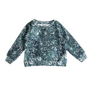Glitter Sweatshirt (ONLY 18-24m, 2T)