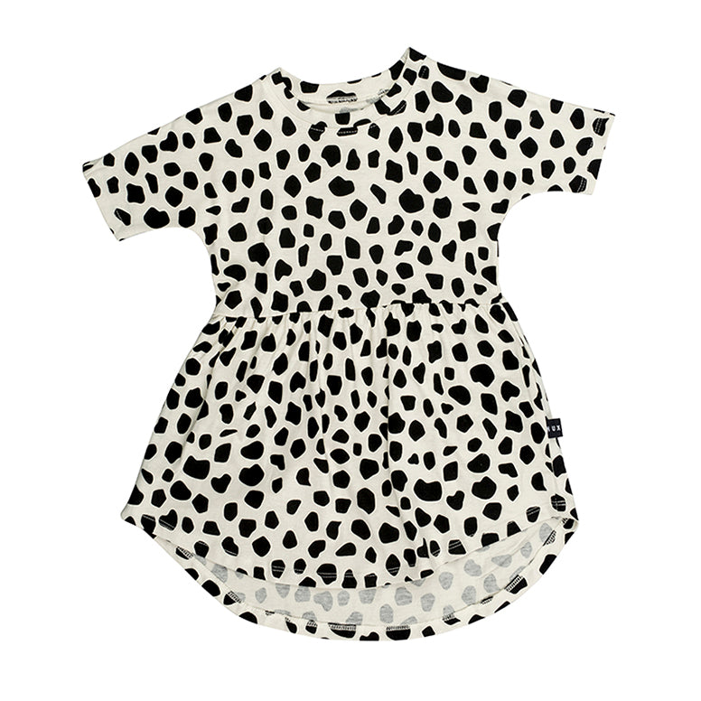Leopard Swirl Dress (ONLY sz 3)