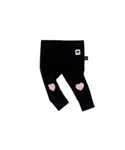 Heart Patch Skinny Legging