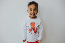 Kawaii Octopus Sweatshirt (LAST ONE 12-18mo)