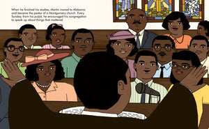 Martin Luther King, Jr. (Little People, Big Dreams)