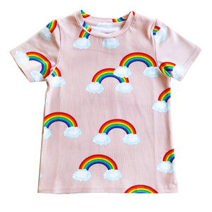 Pink Rainbows T-Shirt