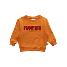 Load image into Gallery viewer, Red Pumpkin Sweater