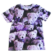 Load image into Gallery viewer, Purple Bears T-Shirt (LAST ONE 8Y)