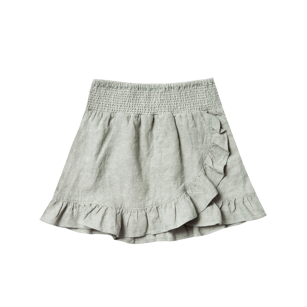 Ruffle Wrap Skirt (LAST ONE 2/3y)