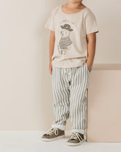 Load image into Gallery viewer, Storm Stripe Hawthorne Trouser (LAST ONE 6/7y)