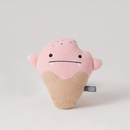 Ricecream Plush Toy - Strawberry