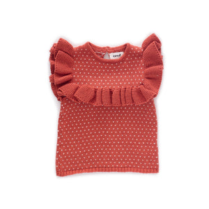 Frou Frou Top (LAST ONE 8Y)