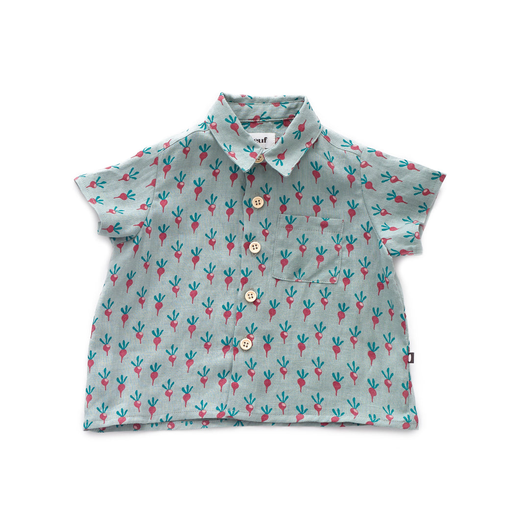 Radish Button Down Shirt