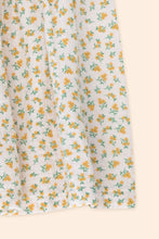 Load image into Gallery viewer, Small Flowers Long Skirt