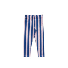Load image into Gallery viewer, Blue Stripe Legging (LAST ONE 1-2Y)