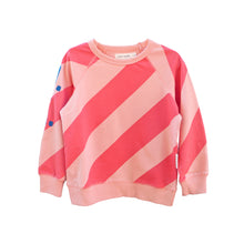 Candy Stripe Pullover Sweatshirt (ONLY 6-12mo, 12-18mo)