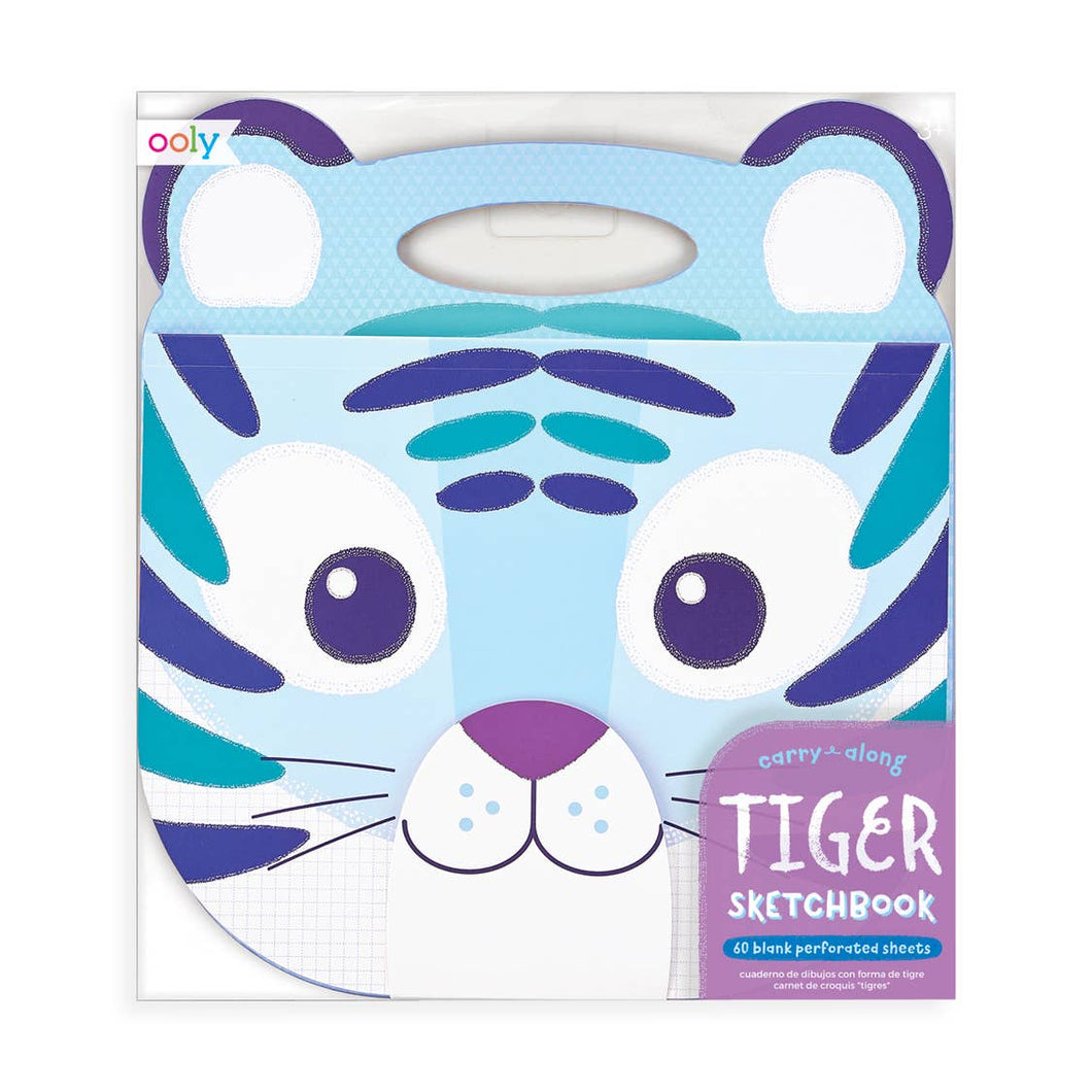Carry Along Sketchpad - Tiger
