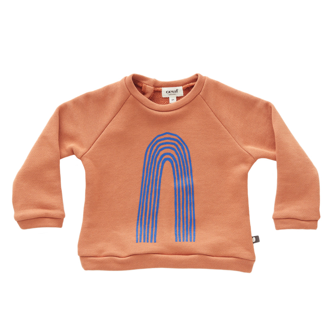 Rainbows Sweatshirt (LAST ONE 6y)
