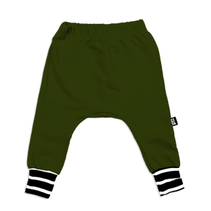 Bamboo Joggers - Olive