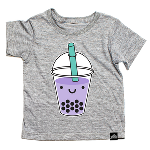 Kawaii Bubble Tea T-Shirt (LAST ONE 7/8y)