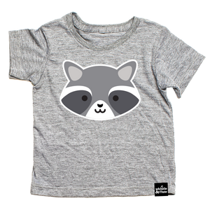 Kawaii Raccoon T-Shirt (LAST ONE 7/8y)