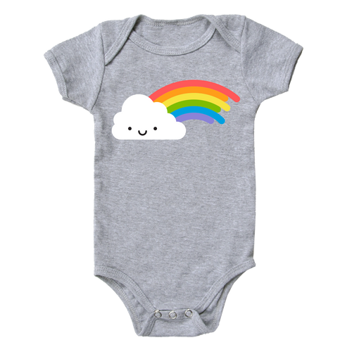 Kawaii Rainbow Bodysuit