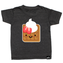 Load image into Gallery viewer, Kawaii Waffle T-Shirt
