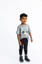 Load image into Gallery viewer, Kawaii Raccoon T-Shirt (LAST ONE 7/8y)