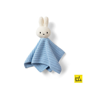 Miffy Wipe - Pastel Blue