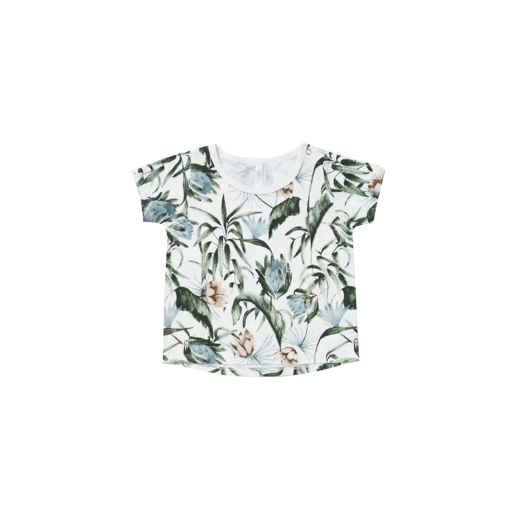 Tropical Basic Tee