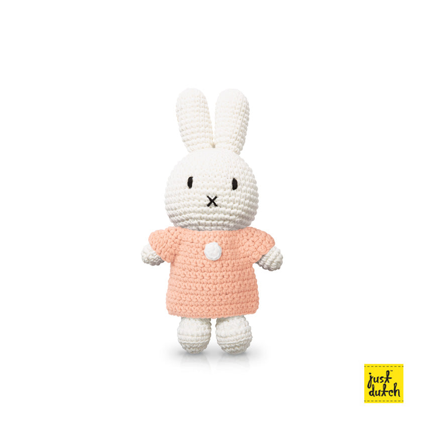 Miffy Crocheted Doll