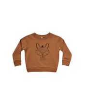Load image into Gallery viewer, Fox Sweatshirt (LAST ONE 18-24m)