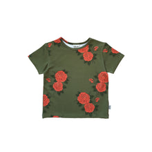 Load image into Gallery viewer, Green Roses T-Shirt