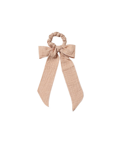 Blush Hair Scarf Tie