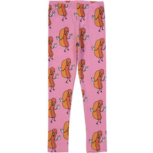 Load image into Gallery viewer, Hot Dogs Leggings (LAST ONE 12-18mo)