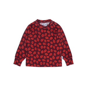 Leaves Long Sleeve Shirt