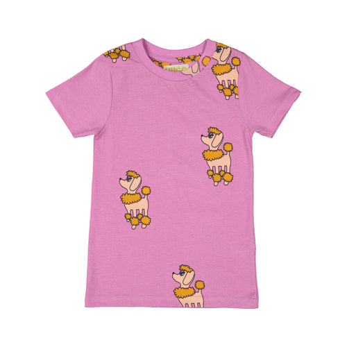 Purple Poodle T-Shirt (LAST ONE 4T)