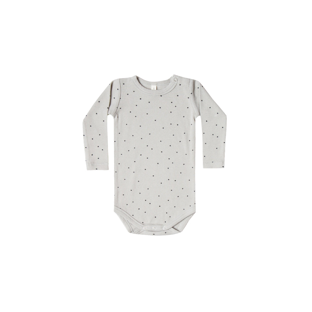Long Sleeve Onesie - Dove