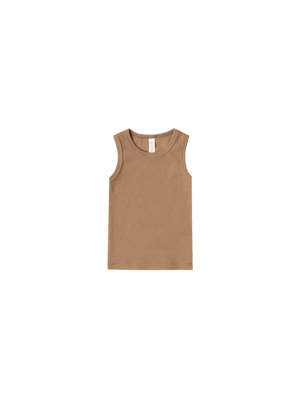 Ribbed Tank - Copper