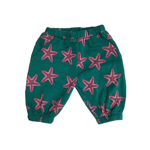 Starfish Knee Shorts (LAST ONE 6/12mo)