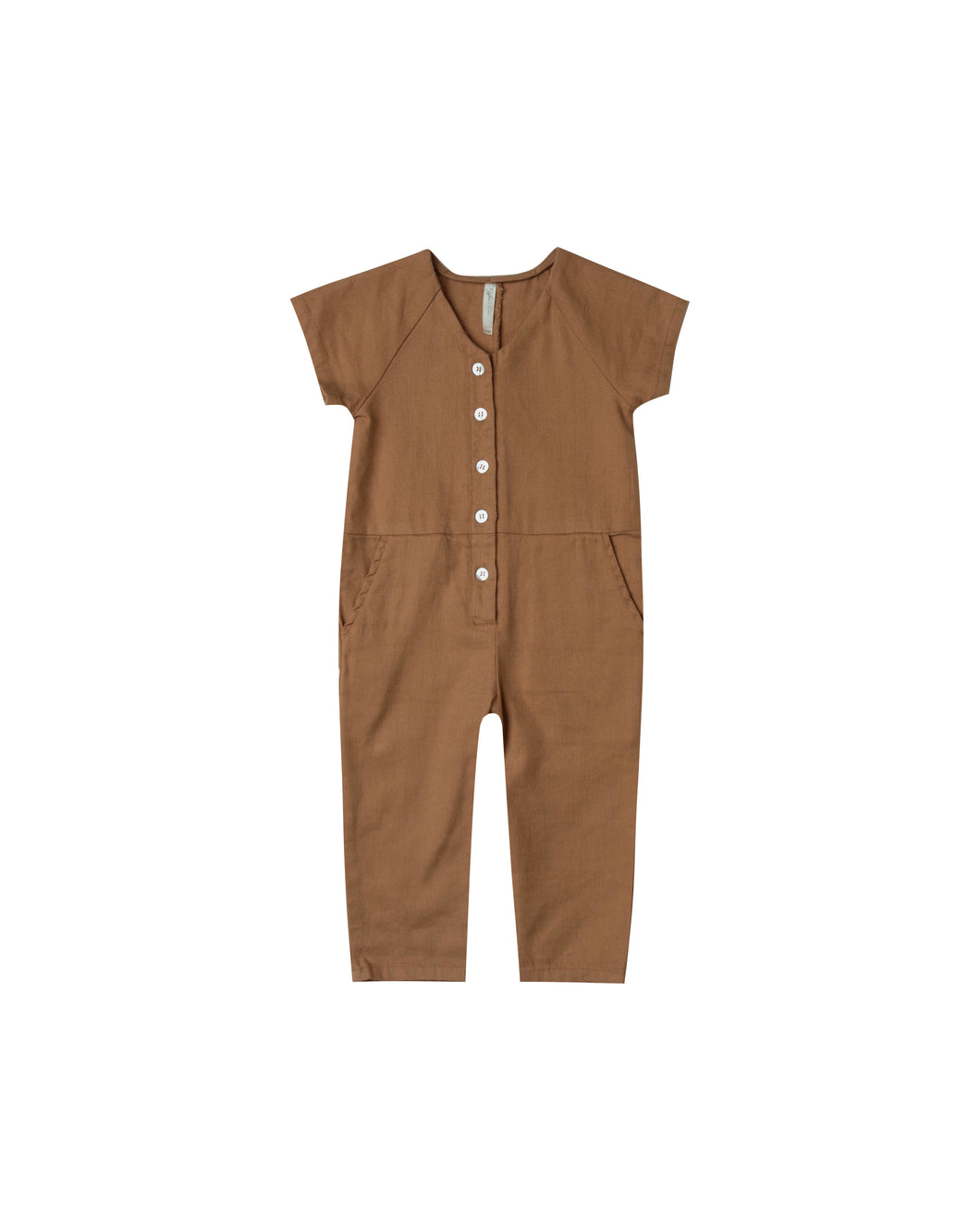 Utility Jumpsuit (LAST ONE 2/3y)