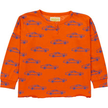 Load image into Gallery viewer, Cars Henley Wide Tee (LAST ONE 2T)