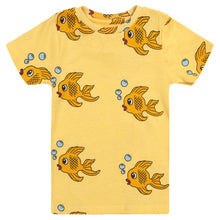 Load image into Gallery viewer, Yellow Fish T-Shirt (LAST ONE 12-18mo)