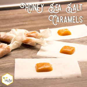 Honey Sea Salt Caramels