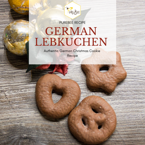 Authentic German Lebkuchen Recipe (Christmas Cookies)